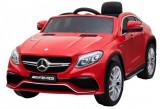 Cumpara ieftin Masinuta electrica Premier Mercedes GLE 63 Coupe, 12V, roti cauciuc EVA, scaun piele ecologica, rosie