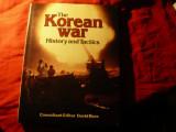 Album Istoric - David Rees - Razboiul Coreean -Istorie si Tactici -Ed.1984 ,127p