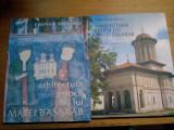 ARHITECTURA Epocii lui MATEI BASARAB - 2 Vol. - Cristian Moisescu - 2002/2003, Alta editura