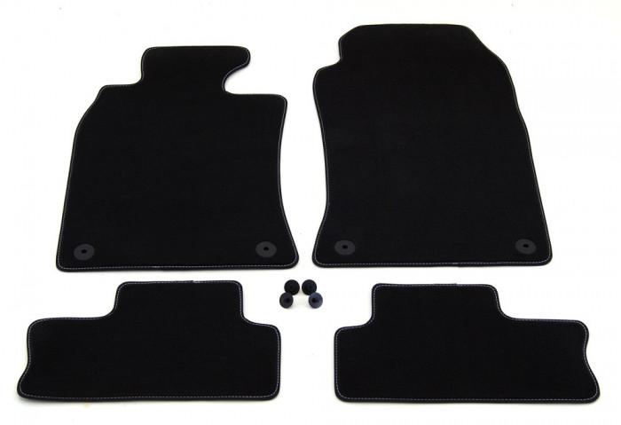 Covorase mocheta/velur Premium Mini R50/R53 (2001-2006)