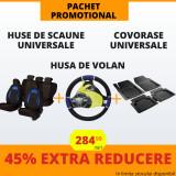 Pachet Promotional Huse Scaune & Husa Volan & Covorase PP13