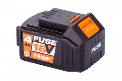 Baterie FUSE 18 V 4 AH foto