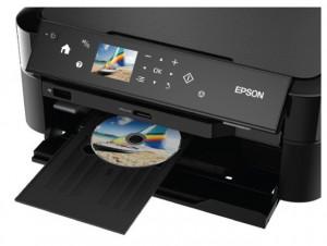 Imprimanta Epson L810 cu cerneala de sublimare si CISS