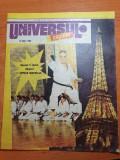 Revista pentru copii - universul copiilor 10 mai 1990-art. fiat 600,gabi balint