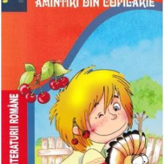Povesti. Povestiri. Amintiri din copilarie - Ion Creanga