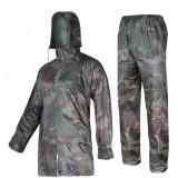 Costum ploaie / camuflaj - xl