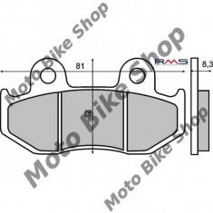 MBS Placute frana Suzuki AN400 Burgman '98-99', Cod Produs: 225102650RM