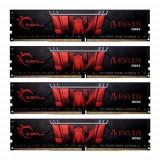 Memorii G.Skill Aegis 32GB(4x8GB), DDR4, 3200MHz, CL16, 1.35v, Quad Channel