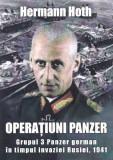 Operatiuni Panzer | Hermann Hoth