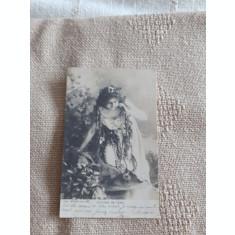 CARTE POSTALA, 1935, CIRCULATA