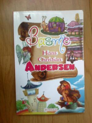 w1 Basme - Hans Christian Andersen foto