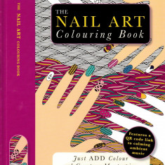 The Nail Art Coloring Book, 2016