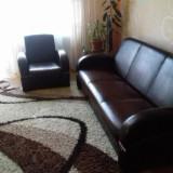 Vanda canapea extensibila 3 locuri si fotoliu