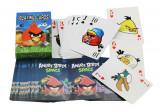 Carti de joc Angry Birds Pasarile Furioase