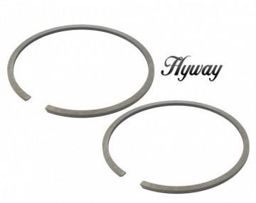 Set segmenti drujba 44mm x 1.5mm (Hyway)