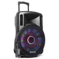 Boxa portabila cu microfon 15'' Bluetooth/ USB