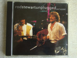 ROD STEWART - Unplugged...And Seated - C D Original ca NOU