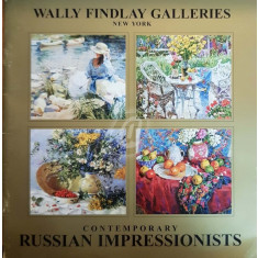 Contemporary Russian Impressionists