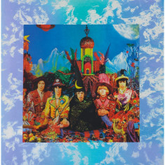 Rolling Stones The Their Satanic Majesties Request LP remastered (vinyl)