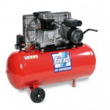 Compresor FIAC cu piston, profesional, trifazat, 100L, AB100/350TC