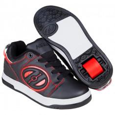Heelys Voyager Black/Red, 31 - 35, 38, 39, 42, 43
