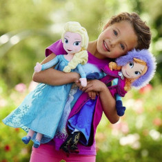 Set Anna si Elsa din Frozen plus 50cm