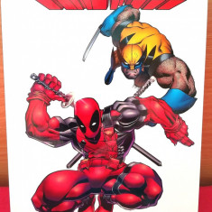 Marvel Universe: Deadpool & Wolverine (benzi desenate)