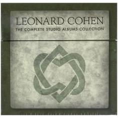 Leonard Cohen The Complete Studio Albums Boxset (11cd)