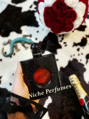 Parfum Original Tester Yves Saint Laurent Black Opium foto