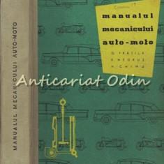 Manualul Mecanicului Auto-Moto - G. Fratila - Tiraj: 5120 Exemplare