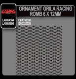 ORNAMENT PLASA GRILA TUNING 120 X 20 CM SAU 100 X 33 CM 77 LEI - OPG1077