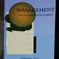 MANAGEMENT -PARTICULARITATI IN COMERT - MARIANA DRAGUSIN