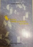 Vasile Serban - Sintaxa limbii romane actuale, 1996