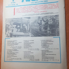Revista radio-tv saptamana 14-20 februarie 1982
