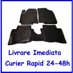 Covorase tip tavita cauciuc moale fara miros Hyundai i20 2008-2015 AL-061119-47