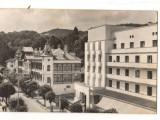 CPIB 17332 CARTE POSTALA - GOVORA. B-dul TUDOR VLADIMIRESCU, RPR, Circulata, Fotografie