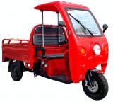 Cumpara ieftin Triciclu Electric, Voltarom Hercules, Tuk Tuk, Cu Cabină Motor 3900W, 72V, 60Ah