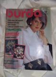 revista/catalog moda Burda,1992/croitorie cu Supliment tipare,T.GRATUIT