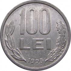 Romania 100 lei 1993 * cod 185