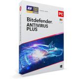 Antivirus BitDefender Antivirus Plus 2021 3 Dispozitive 1 An Licenta noua Retail Box