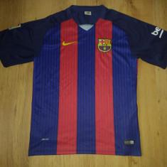 Tricou vintage Nike Barcelona mărimea M/L, Din imagine, De club
