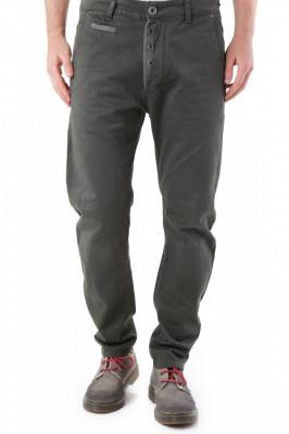 Pantaloni barbati  525 Verde P2572 foto