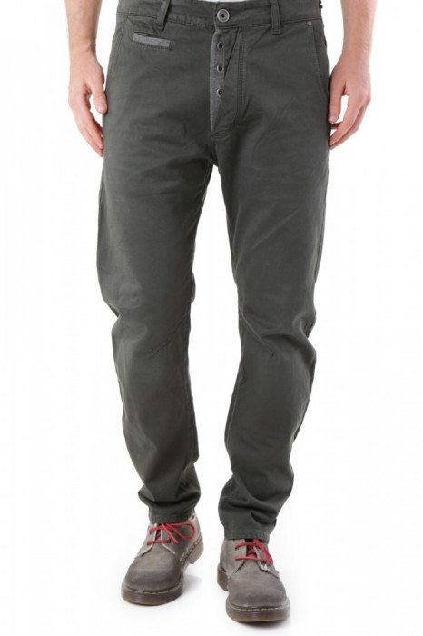 Pantaloni barbati  525 Verde P2572