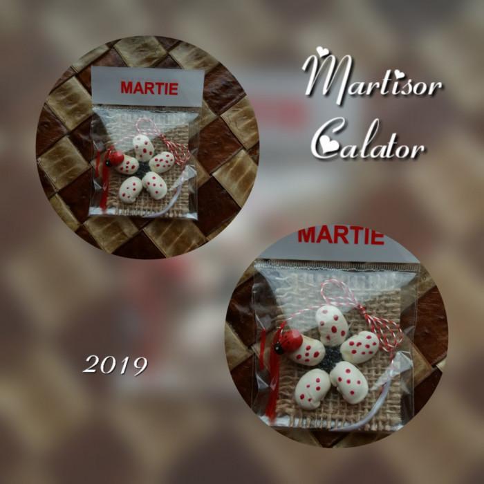 """Martisor Natural """"Model 90"""""""