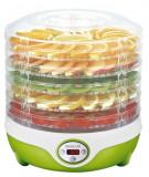 Deshidrator de fructe Sencor SFD 851GR, 240 W (Verde)