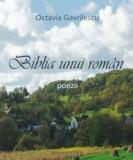 Biblia unui roman/Octavia Gavrilescu