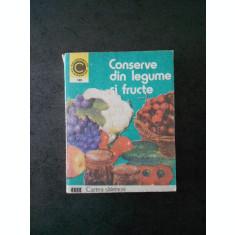 TAMARA GRANEANU - CONSERVE DIN LEGUME SI FRUCTE