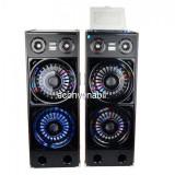 Boxe Active cu Bluetooth USB SD Radio si Microfoane T239 400W
