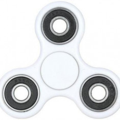 Jucarie Fidget Spinner OEM, plastic (Alb)