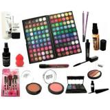 Kit makeup 120 culori Rainbow